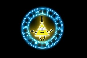 amazing Gravity Falls Bill Cipher Wallpaper 1920x1080
