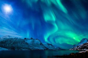 amazing 4K Aurora Wallpaper 3840x2160 for android