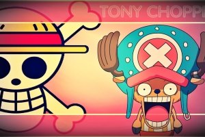 widescreen One Piece Chopper Wallpaper 1920x1080 tablet