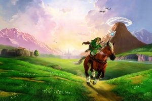 widescreen Legend of Zelda Wallpaper 1080p 1920x1080