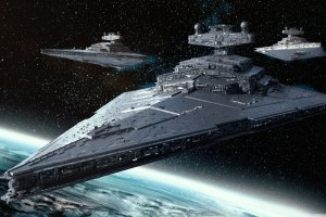download free Star Wars Star Destroyer Wallpaper 3554x1999