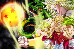 free Broly Wallpapers 1920x1080 1080p