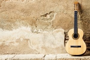 new Acoustic Guitar Wallpaper HD 1920x1080 cell phone