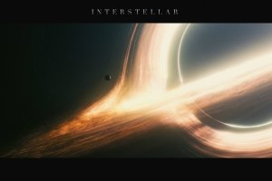 Interstellar Gargantua Wallpaper 1920x1080 computer
