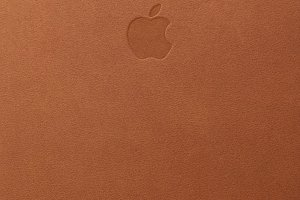 widescreen Brown Leather Wallpaper 1497x2662