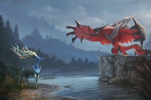 beautiful Legendary Pokemon Wallpaper 1920x1080 windows xp