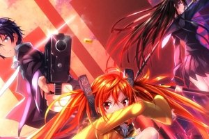 download free Black Bullet Wallpaper HD 1920x1080