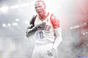 Russell Westbrook Wallpaper HD 1920x1080 for windows