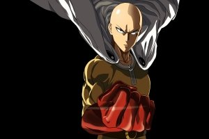 gorgerous One Punch Man Wallpaper 4K 3840x2160 for hd