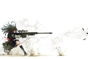 Anime Sniper Wallpaper 2560x1600 for android 5.0
