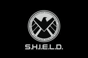 cool Marvel Shield Logo Wallpaper 1920x1080 for windows 10