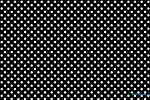 large Black and White Dot Wallpaper 1920x1200