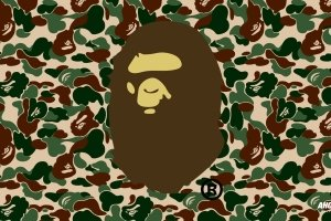 Bape Desktop Wallpaper 1920x1080 for iPad Pro