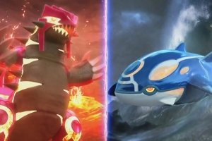 new Primal Groudon and Kyogre Wallpaper 1920x1080 free download