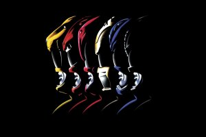 Mighty Morphin Power Rangers Wallpaper 1920x1080 ipad retina
