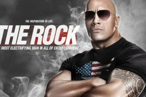 The Rock Wallpaper HD 2018 1920x1080 Mobile
